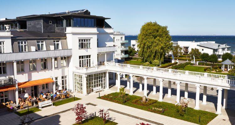 Kurhotel Skodsborg fortsætter sin turn around, der blandt andet skal øge antallet af hotelværelser fra de nuværende 83 med yderligere 20. Arkivfoto: Kurhotel Skodsborg.
