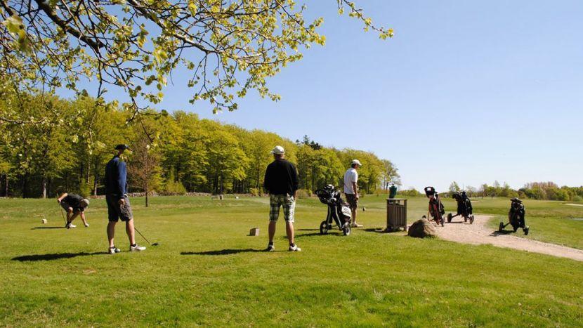 Hornbæk Golf. (Foto: Kongernes Nordsjælland)