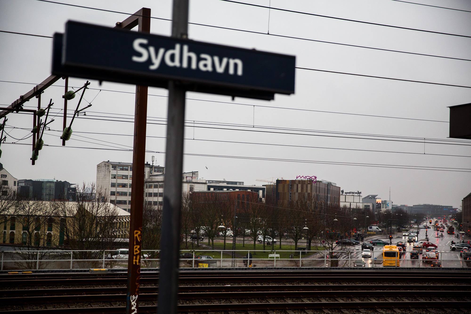 Københavns nyeste hotel ligger tæt på Sydhavnen S-togstation, to stop fra Københavns Hovedbanegård. Foto: Core Hospitality.
