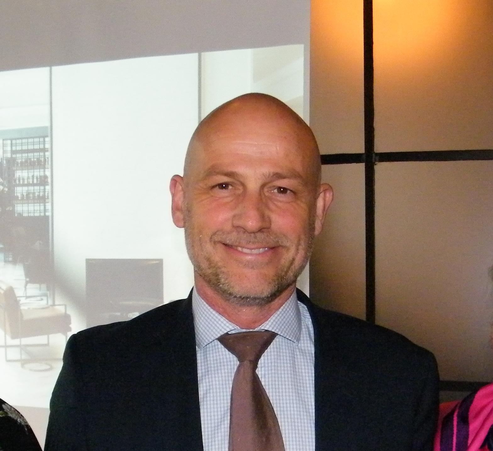 Thorsten Winther forlader sin toppost i rejseafdelingen i A.P. Møller-Mærsk, der bruger cirka Foto: Henrik Baumgarten.