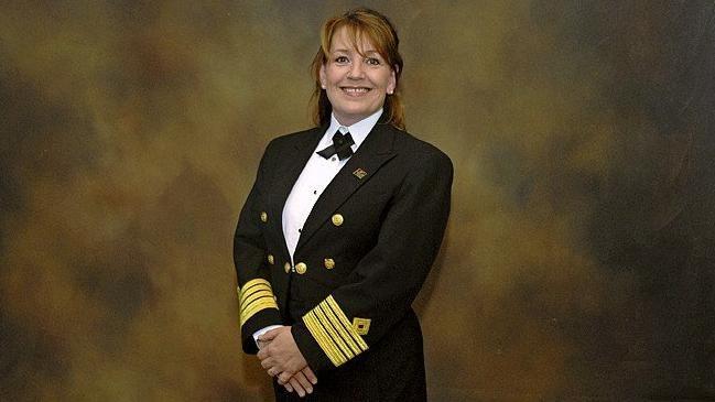 Inger Klein Thorhauge. (Foto: Cunard Line)