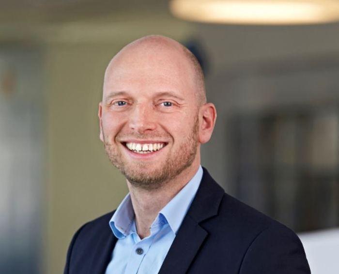 Anders Gjørup Hansen er fra 1. maj ny direktør for salg og distribution hos Scandic, der med sine foreløbig 26 hoteller er Danmarks største hotelkæde. Kæden får de kommende år fire nye hoteller, tre i København og et i Aarhus. Foto: Scandic Hotels.