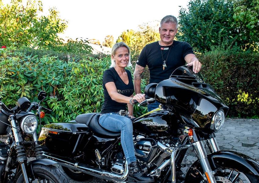 MC-USA har hidtil været ejet af Jan Sørensen, som har drevet rejsebureauet med sin hustru, Dorthe, der har været marketingdirektør. Begge har naturligvis kørekort til motorcykel. Foto: MC-USA.