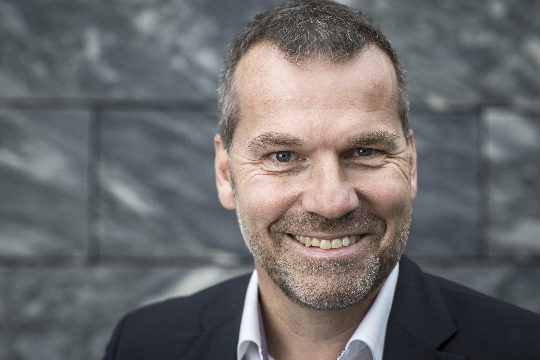 Comwells salgsdirektør siden 2002, Henrik Hjorth, bliver koncernens nye strategidirektør. Foto: Comwell Hotels.