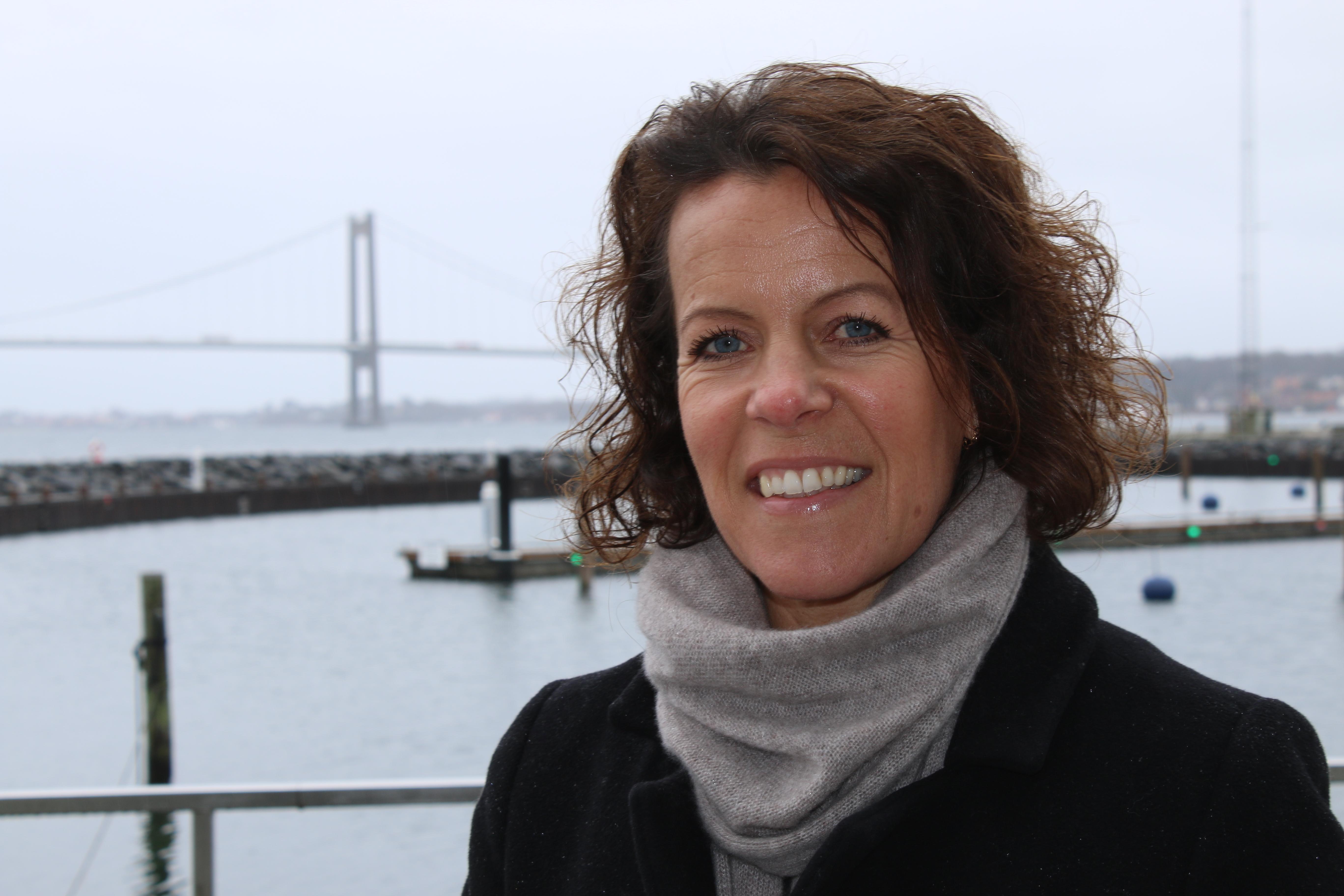 Et af de største danskejede hotelkæder, Comwell, har fået Vibeke Stentoft som ny hotelchef på Comwell Kongebrogaarden i Middelfart, hentet fra direktørstilling hos konkurrenten Sixtus Sinatur Hotel & Konference i Middelfart. Foto: Comwell.