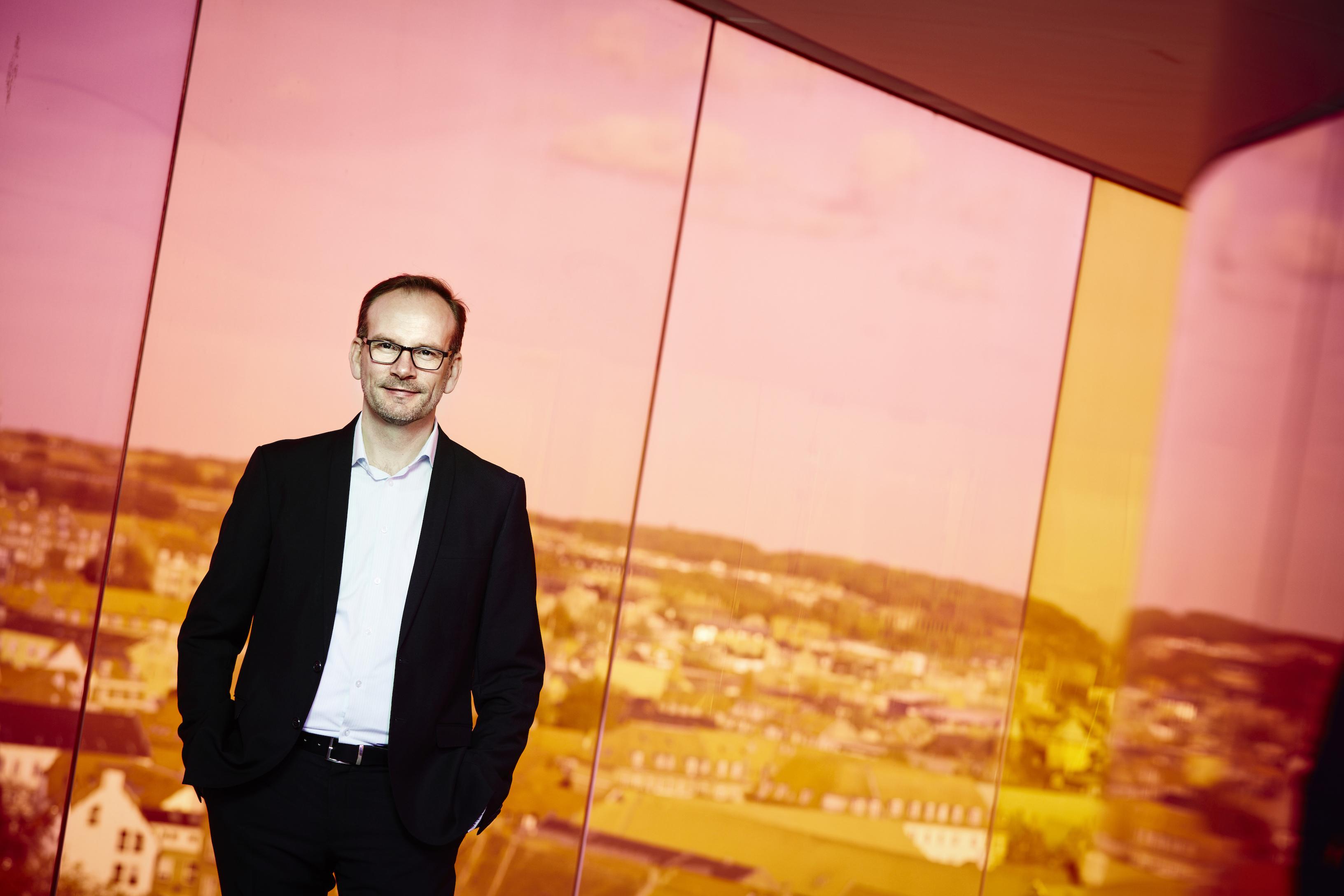 Peer H. Kristensen stopper som turistdirektør i Aarhus, hvad hans nye job er fra 1. juni, vil han endnu ikke afsløre. Foto: VisitAarhus.