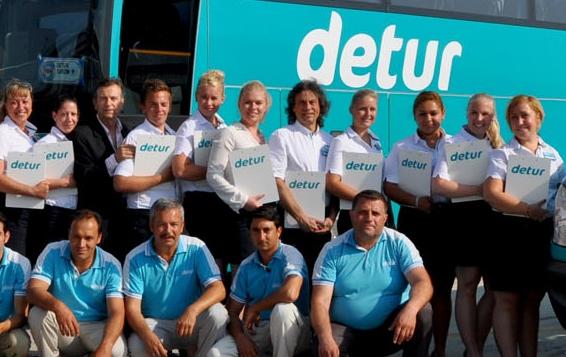 Tyrkiet, Grækenland, Egypten og Tunesien er største rejsemål for det store charterrejsebureau Detur. Foto: Detur.dk