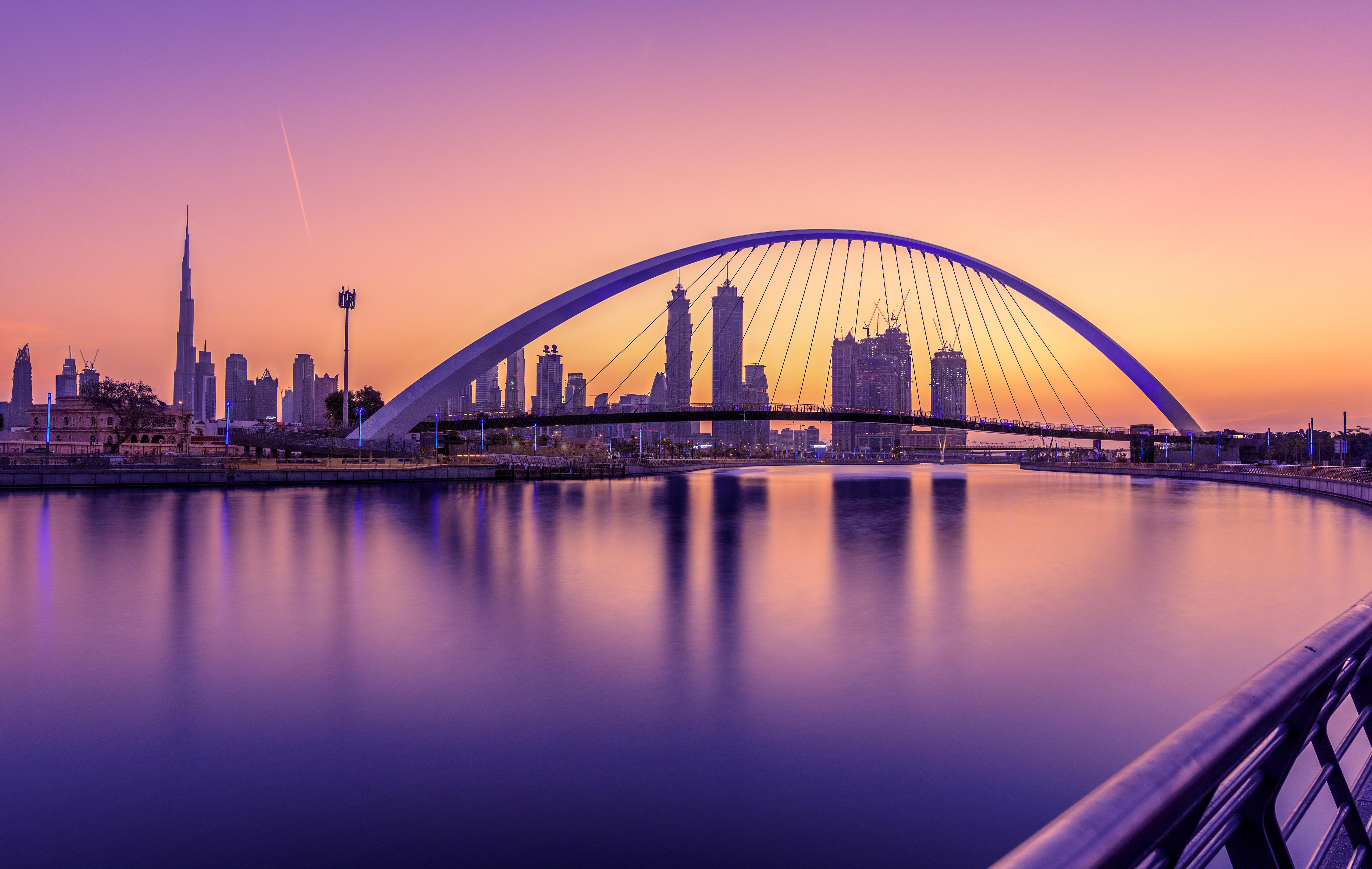 Emirates Holidays' skandinaviske rejsebureau i København sælger i første omgang kun rejser til Dubai, fotoet, og andre emirater i De forenede arabiske Emirater. Senere kommer rejser til andre dele af flyselskabet Emirates' globale rutenetværk. Pressefoto: Emirates Holidays.