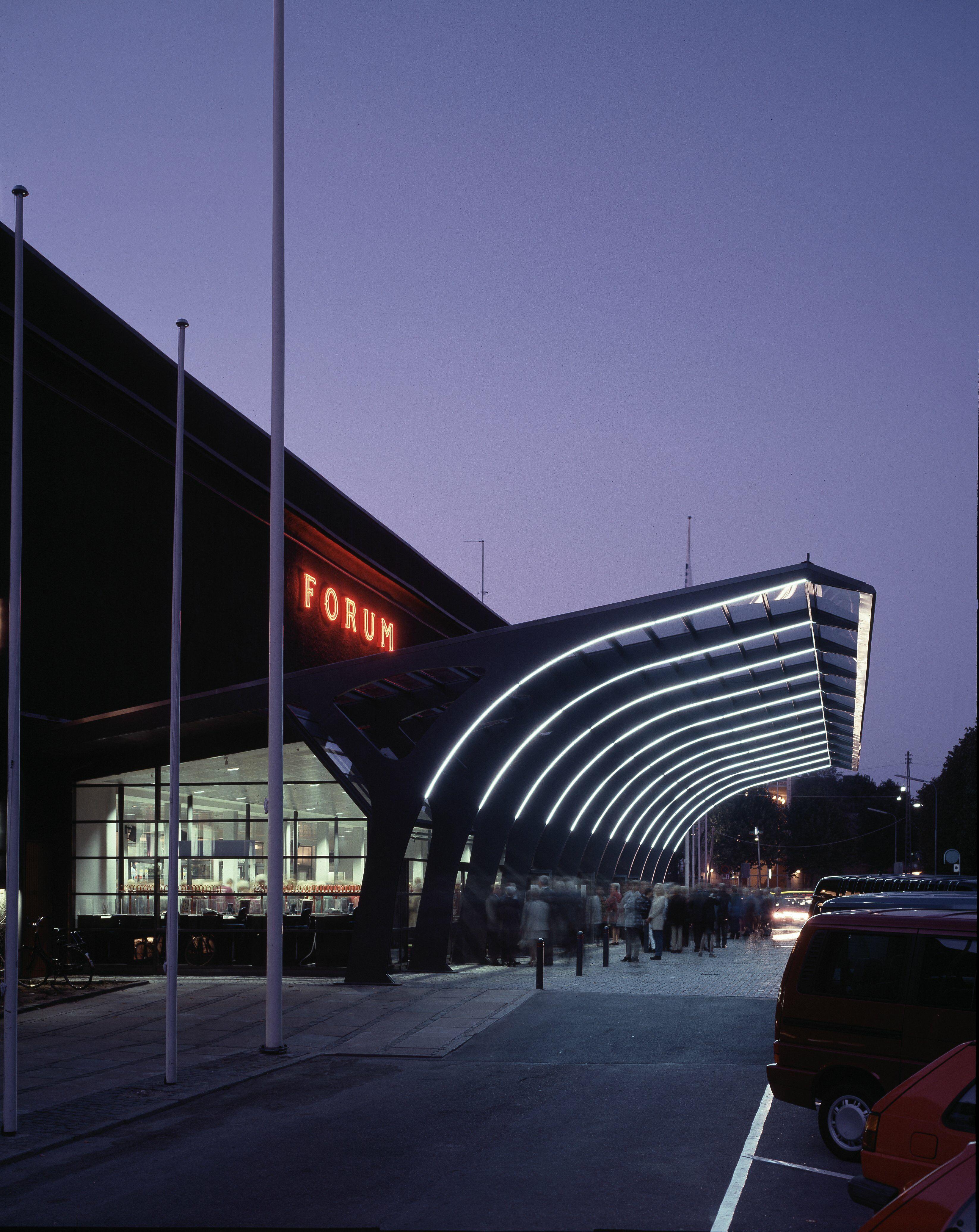 Forum København bliver opfrisket og vil fremstå mere moderne efter sommerferien, hvor centret skal til at tiltrække flere arrangementer indenfor en bred palet. Arkivfoto.