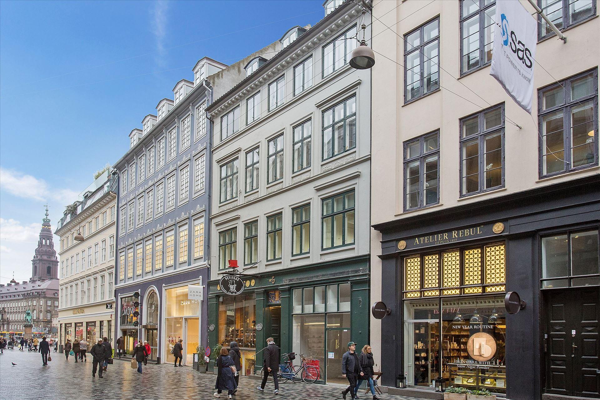 Bengt-Martins Rejser på Købmagergade i København (Foto: La Cour & Lykke)