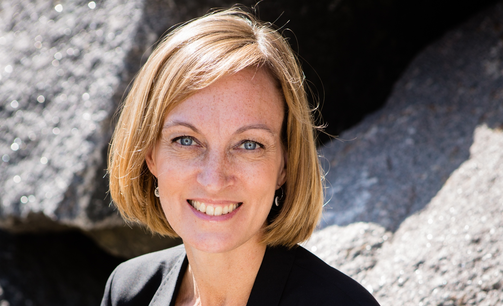 Pernille Kofod Lydolph, adm. direktør, Destination Bornholm. (Foto: Justine Høgh)