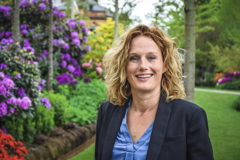 Rikke Lindberg bliver fra 1. juni underdirektør i Tivoli med ansvaret for det nye område, Byg. Foto for Tivoli: Christoffer Sandager.