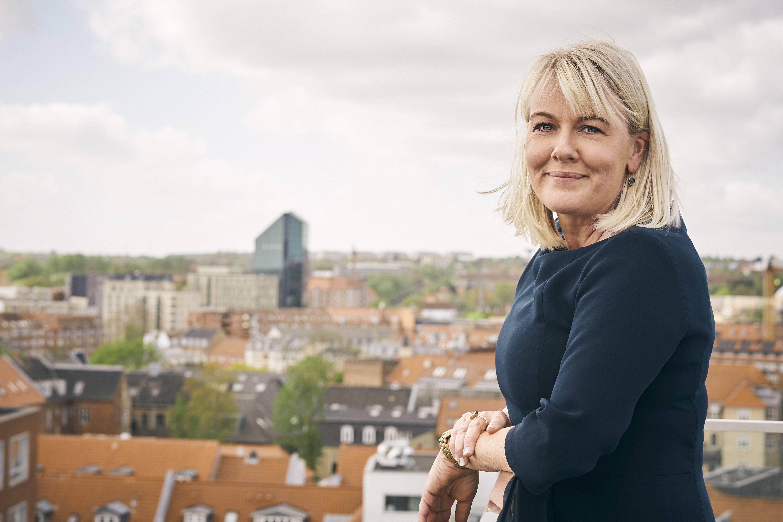 Pia Lange Christensen bliver ny direktør i VisitAarhus. De seneste tal siger, at turister spenderer over 7,2 milliarder kroner årligt på overnatninger og oplevelser på Djursland og i Aarhus. Pressefoto: VisitAarhus.