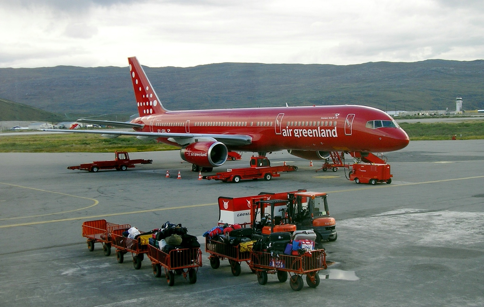 Vejle Rejser – VR Travel – har mistet cirka halvdelen af sin grønlandske omsætning; det danske erhvervsrejsebureau havde omkring 25 procent af sin totalomsætning på salg af rejseydelser til og fra Danmark. Arkivfoto.