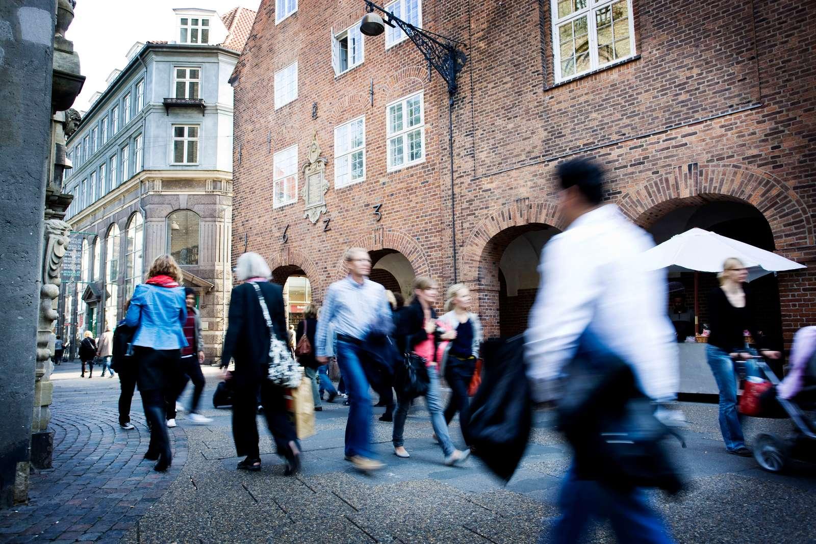 Antallet af svenske turister i Danmark falder. Sverige er et af Danmarks vigtigste turismemarkeder i forhold til hvad svenskerne generelt bruger og overnatninger. Arkivfoto fra Wonderful Copenhagen, Ty Stange.
