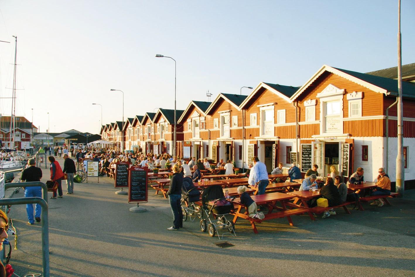 Skagen i Frederikshavn kommune er en af Danmarks største turistattraktioner, der også trækker mange besøgende med til Sæby og selve Frederikshavn. Arkivfoto.