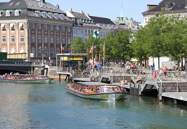Rejselandet Tyskland har 24-26. maj konceptet German Summer Cities i København på Broens Gadekøkken på Strandgade 95 i centrum af byen. Arkivfoto.