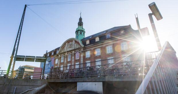 Villa Copenhagen vil ved åbningen til marts næste år have 390 værelser og suiter, restauranter, brasserie, swimmingpool og en stor møde- og konferenceafdeling. Foto for Villa Copenhagen, Astrid Rasmussen.