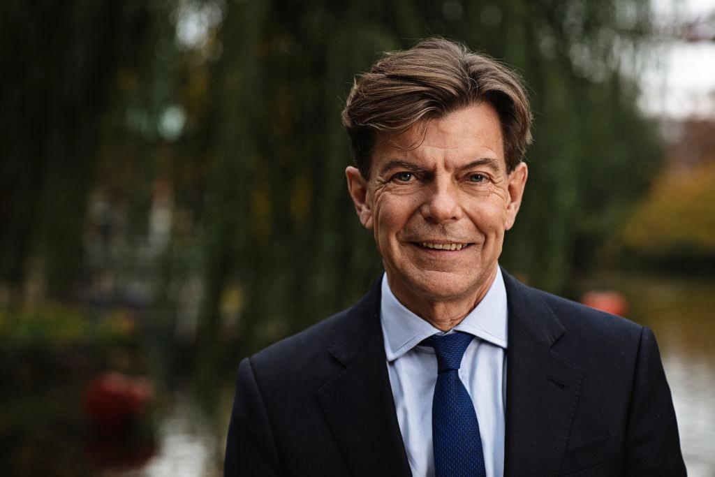 Adm. direktør Lars Liebst fra Tivoli. (Foto: Agnete Schlichtkrull)