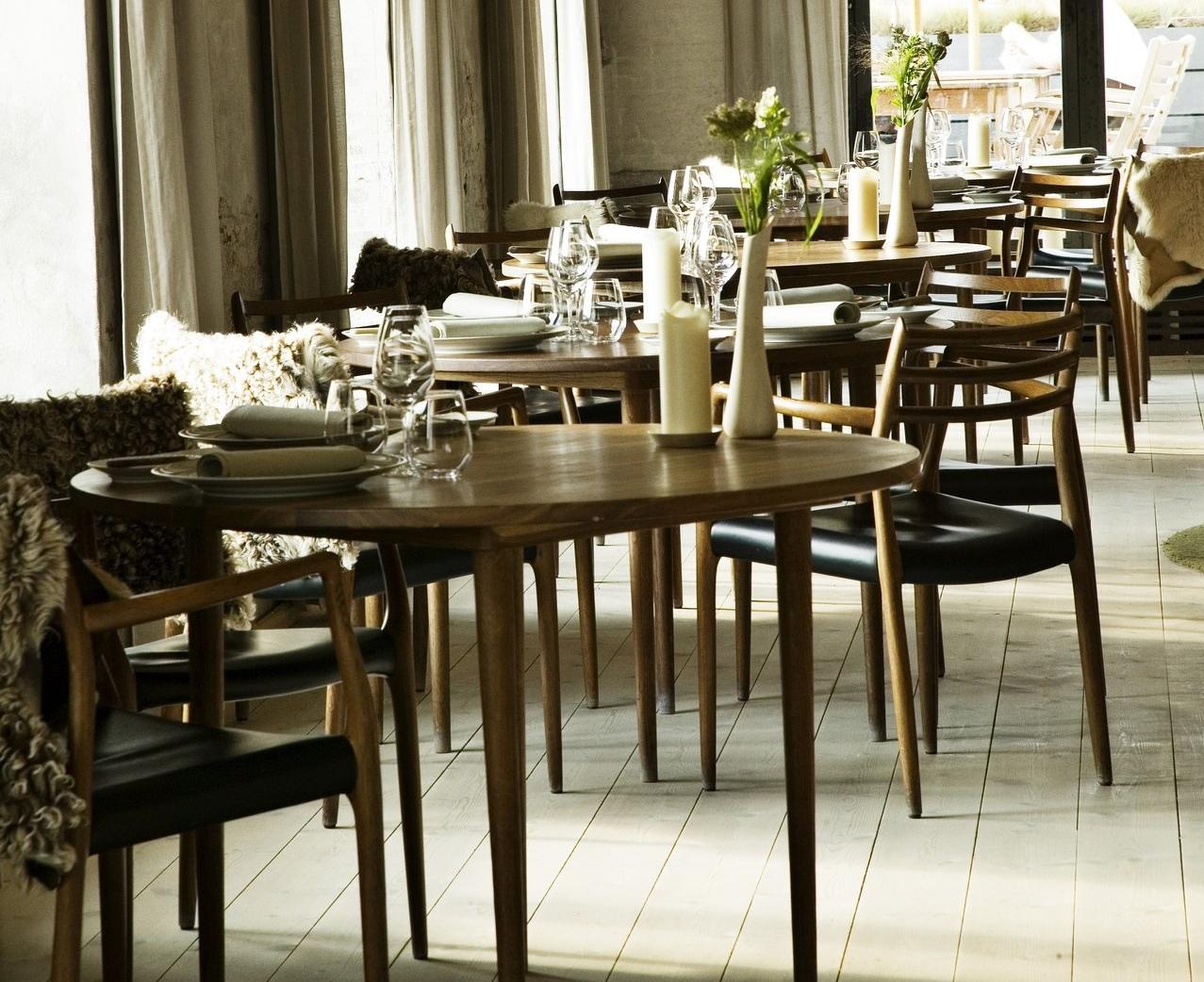 Restaurant Noma i København er netop kåret som verdens næstbedste restaurant. Foto for VisitDenmark, Ditte Isager.