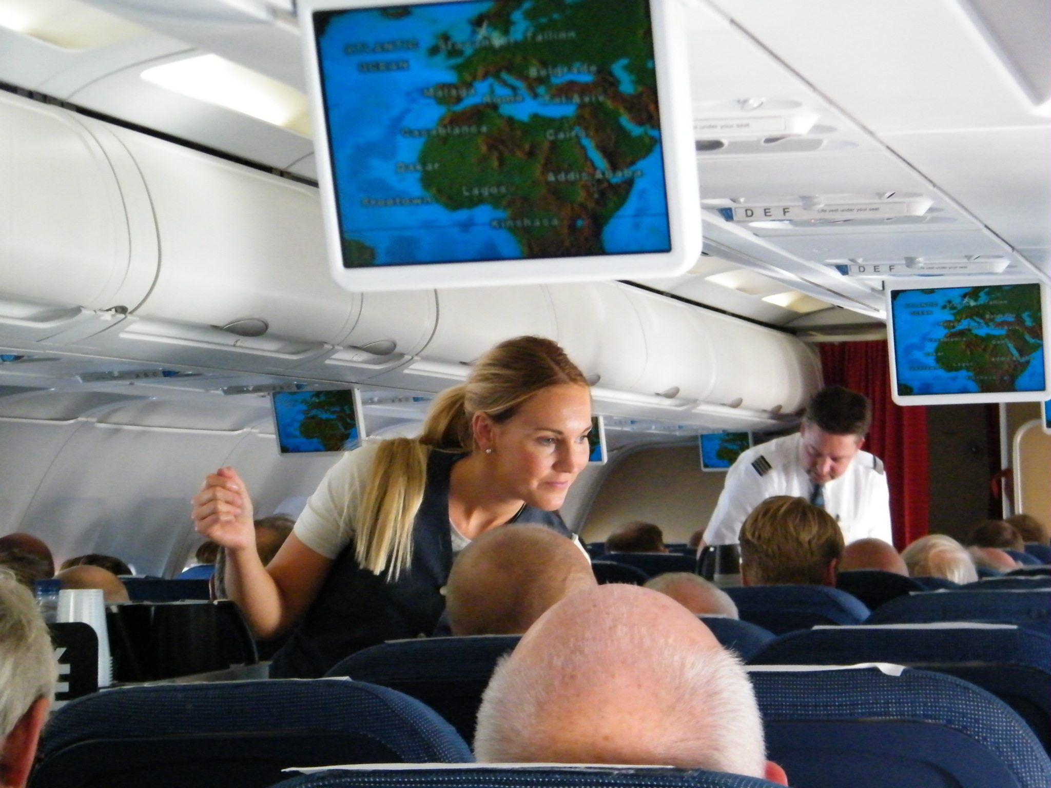 Til efteråret ophører SAS med salg af taxfree-varer om bord på alle selskabets fly.