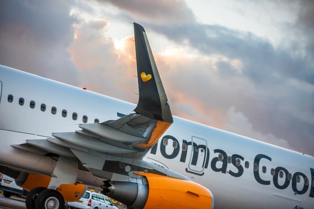 Spies har via Thomas Cook Airlines eget flyselskab i Danmark. (Foto: Spies/PR)