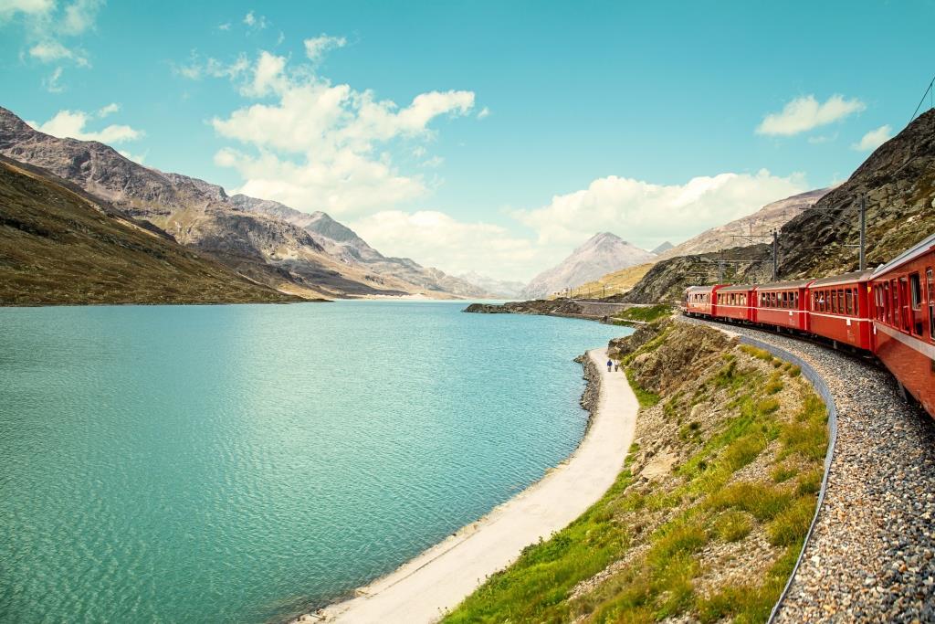 Spies vil tilbyde charterrejser med tog. (Foto: Spies/PR)