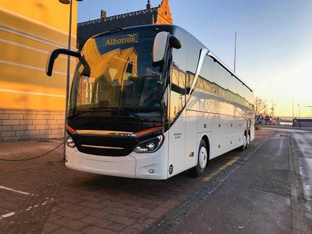 Albatros Travel er store på oversøiske rejser, men sætter nu øget fokus på busrejser. Arkivfoto.
