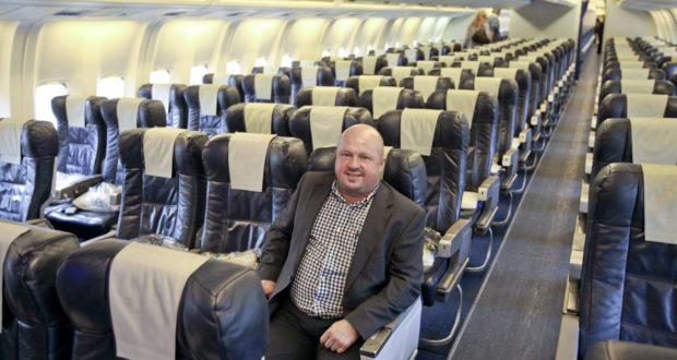 En islandsk bank har overtaget kontrollen med TravelCo Nordic, hvis koncernchef, Peder Hornshøj, nu er sat i spidsen for at finde en ny ejerstruktur. Arkivfoto fra Københavns Lufthavn.