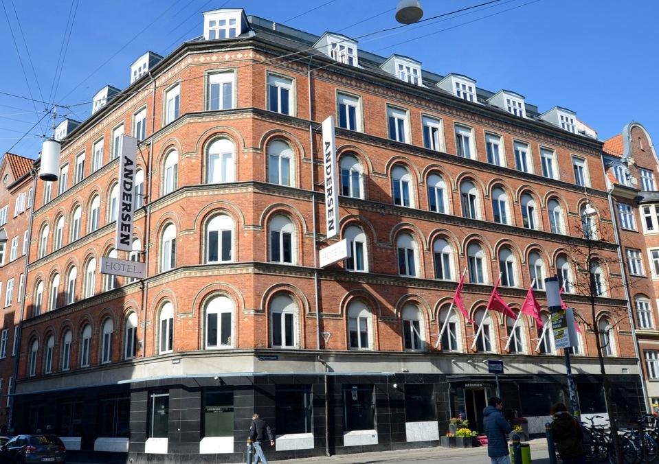 """Andersen Boutique Hotel præsenteres af amerikanske Forbes.com som københavner-hotellet der er """"Best Hotel for Couples."""" Det firestjernede hotel tæt på Hovedbanegården er del af Absalon Hotel Group. Pressefoto."""