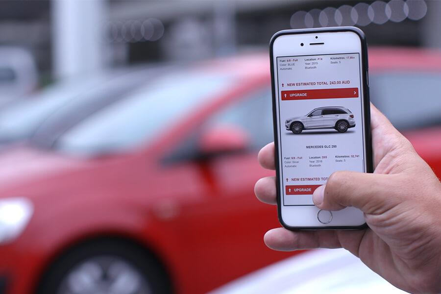 Avis Biludlejning, der også omfatter varemærket Budget, ser stor fremgang i danskernes lyst til at leje biler i Danmark denne sommer. Pressefoto: Avis Biludlejning.