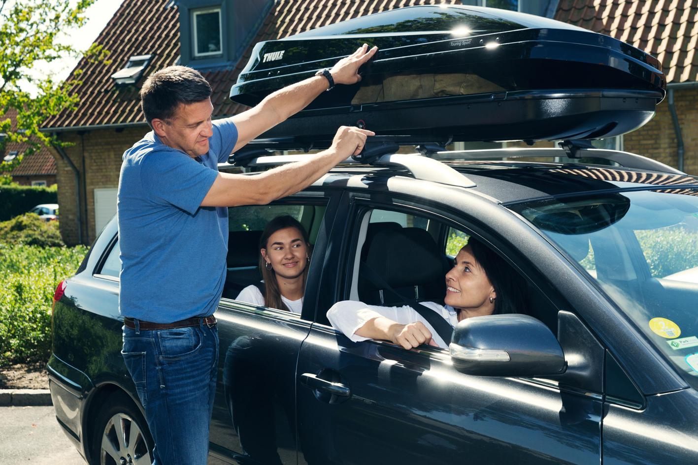 Kør selv-ferie ud i Europa har i årtier været blandt danskernes foretrukne ferieformer. Sådan er det også i år, viser ny undersøgelse fra FDM, der også advarer om masser af vejarbejde i Tyskland. (Pressefoto: FDM)