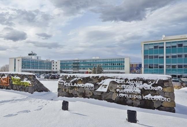 Icelandair har solgt 75 procent af sin hotelgruppe til en malaysisk hotelkoncern, Berjaya Group. Blandt medlemmerne af Icelandair Hotels er Icelandair Hotel Reykjavik Natura, det tidligere Loftleidir-hotel ved Reykjaviks lufthavn. Pressefoto: Icelandair Hotels.