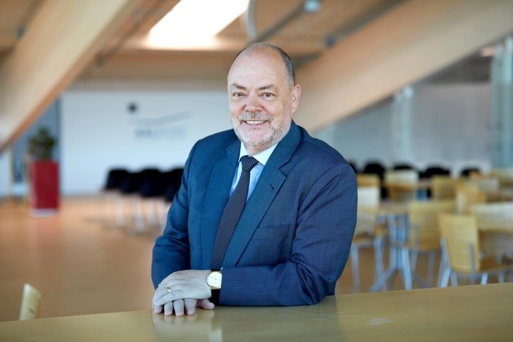 Aalborg Lufthavn tabte 1,5 millioner på konkursen i Primera Air, siger lufthavnsdirektør Søren Svendsen, der blandt andet ønsker mere kapacitet til Amsterdam og forventer flere ruter fra nyt dansk flyselskab. Foto: Aalborg Lufthavn.