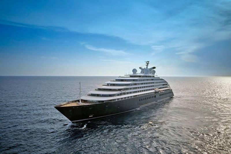 Den verdensberømte engelske skuespiller Dame Helen Mirren bliver gudmor for luksuskrydstogtskibet Scenic Eclipse, der har sin jomfrusejlads fra Island i august og officielt døbes i New York i september. Foto: Scenic Luxury Cruises & Tours.