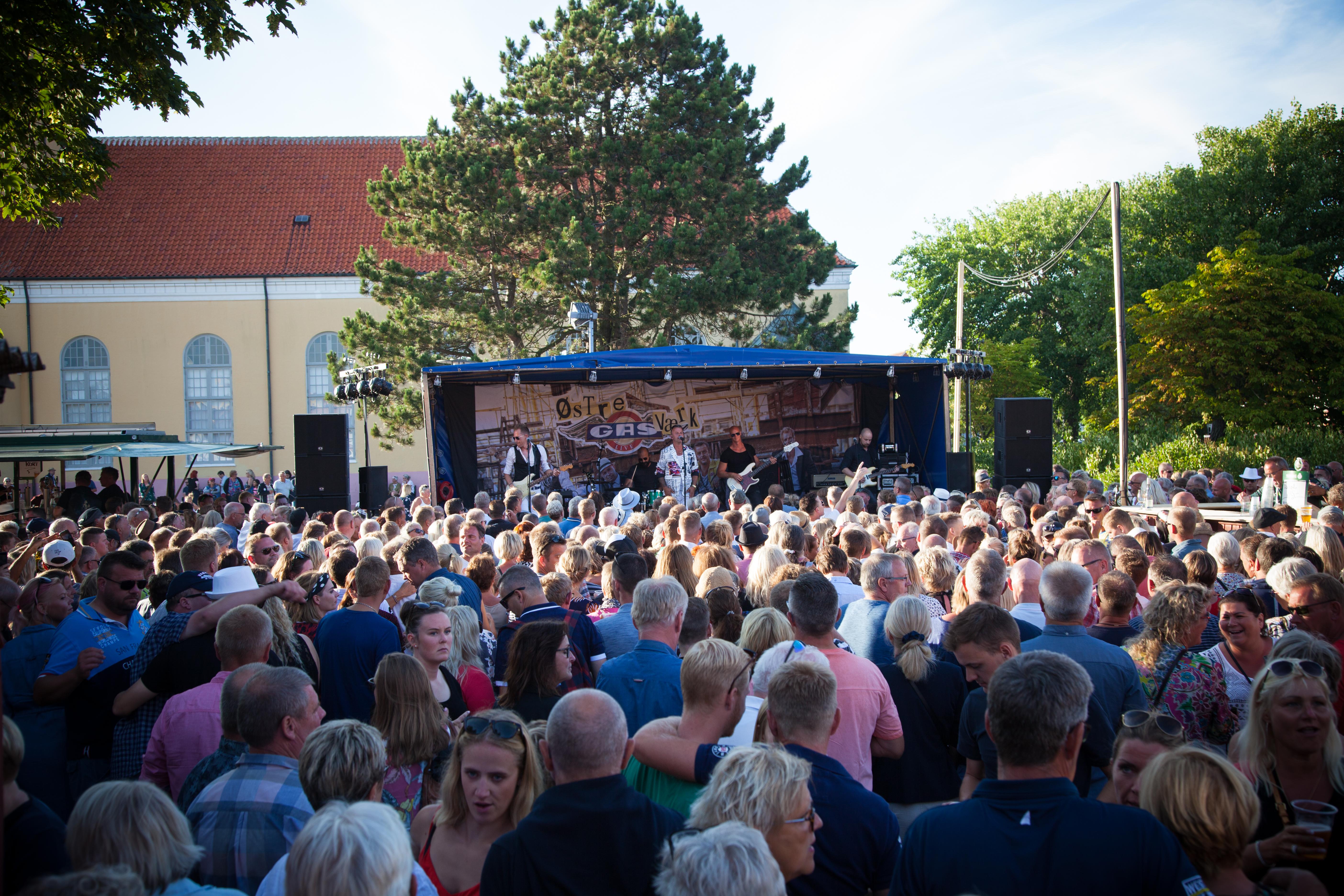 Musikken spiller atter årets Skagen Festival fra 4. til 7. juli – festivalen regnes som Danmark ældste af sin art og giver omsætning på cirka 90 millioner kroner. Foto: Skagen Festival.