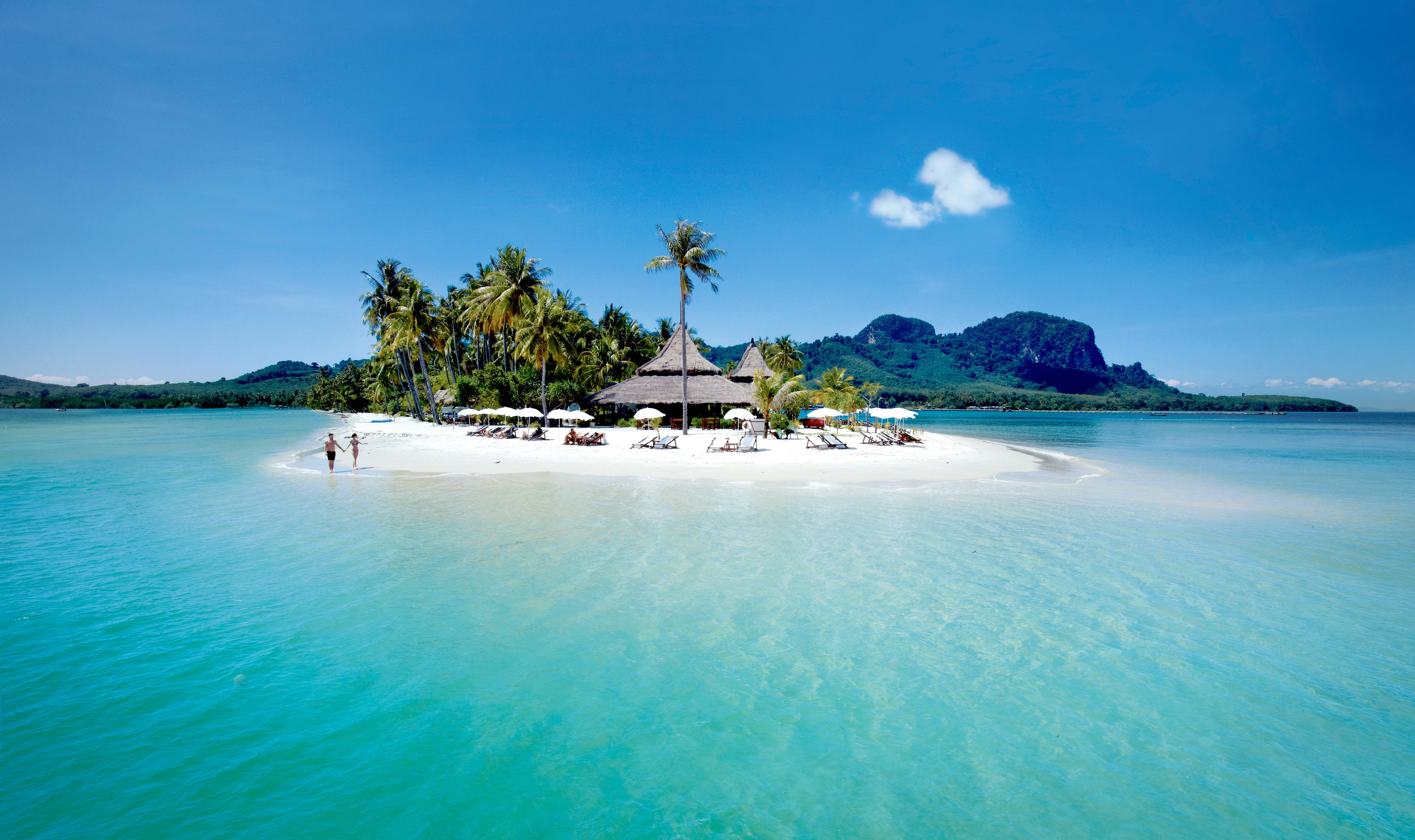 Fra den thailandske ferieø Koh Mook, foto: Check Point Travel.