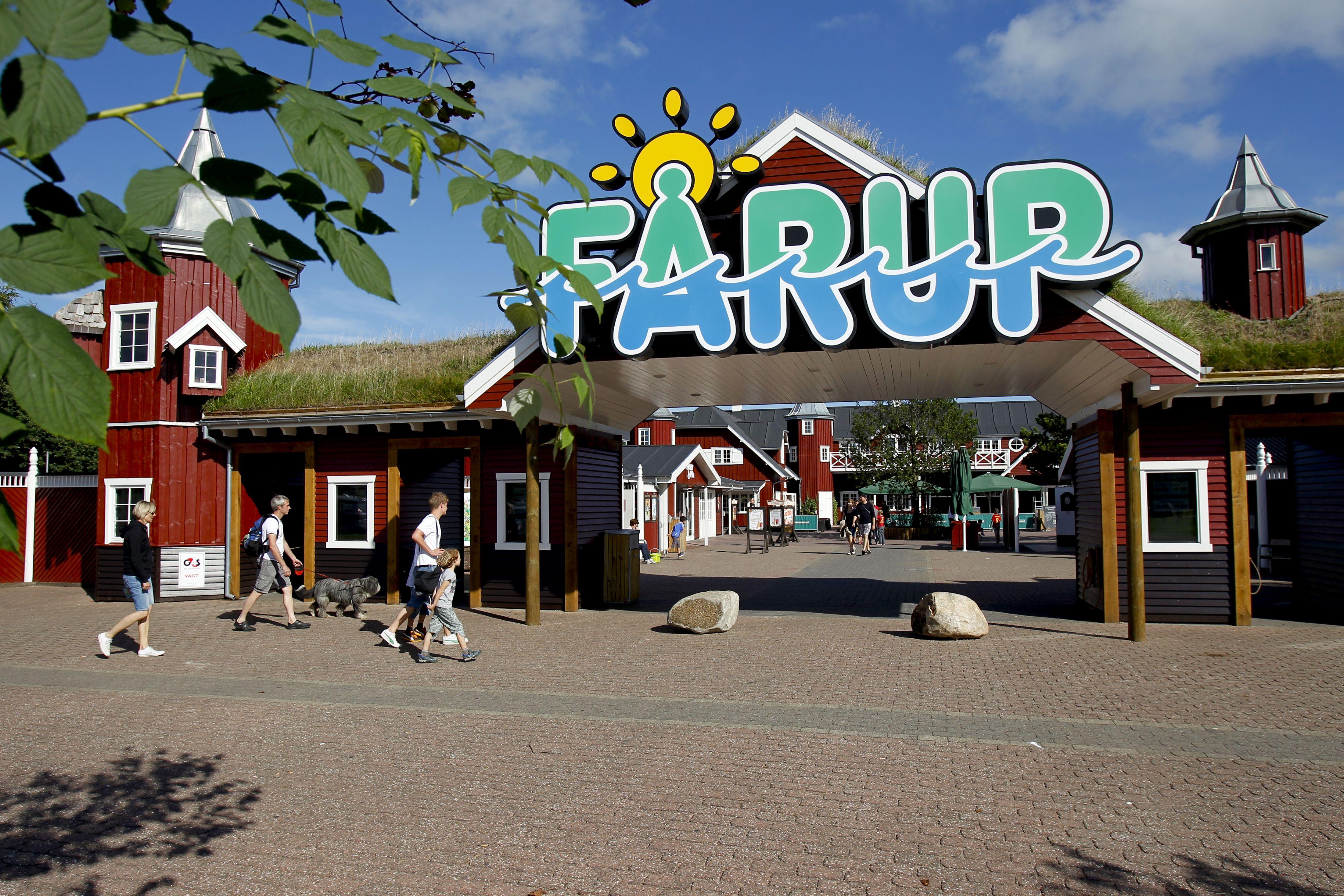 Fårup Sommerland er klar med sin nye app. Forlystelsesparken har fire år i træk været i Top 3 blandt Europas bedste forlystelsesparker med op til én million besøgende. Arkivpressefoto fra Fårup Sommerland.