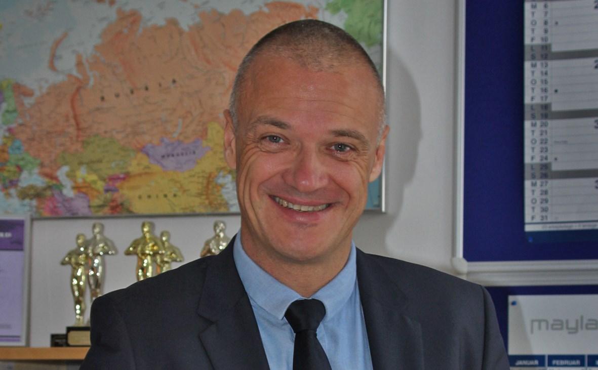 Bo Schou Lauridsen, Turistchef for DZT i Danmark. (Foto: Tysk Turist Information | PR)
