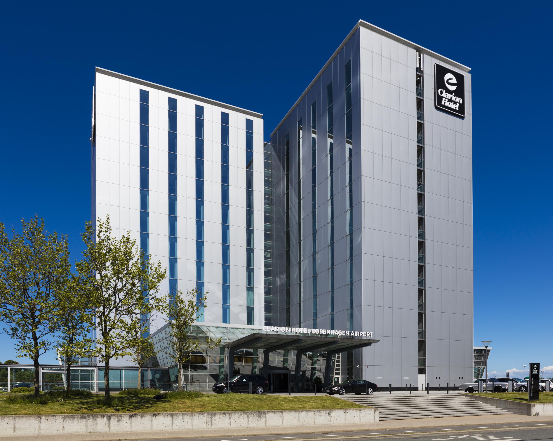 Med sine 383 værelser er Clarion Hotel Copenhagen Airport et af de største Clarion-hotel i Norden – hotellet er netop renoveret og opgraderet for over 80 millioner kroner. Foto: Nordic Choice Hotels.