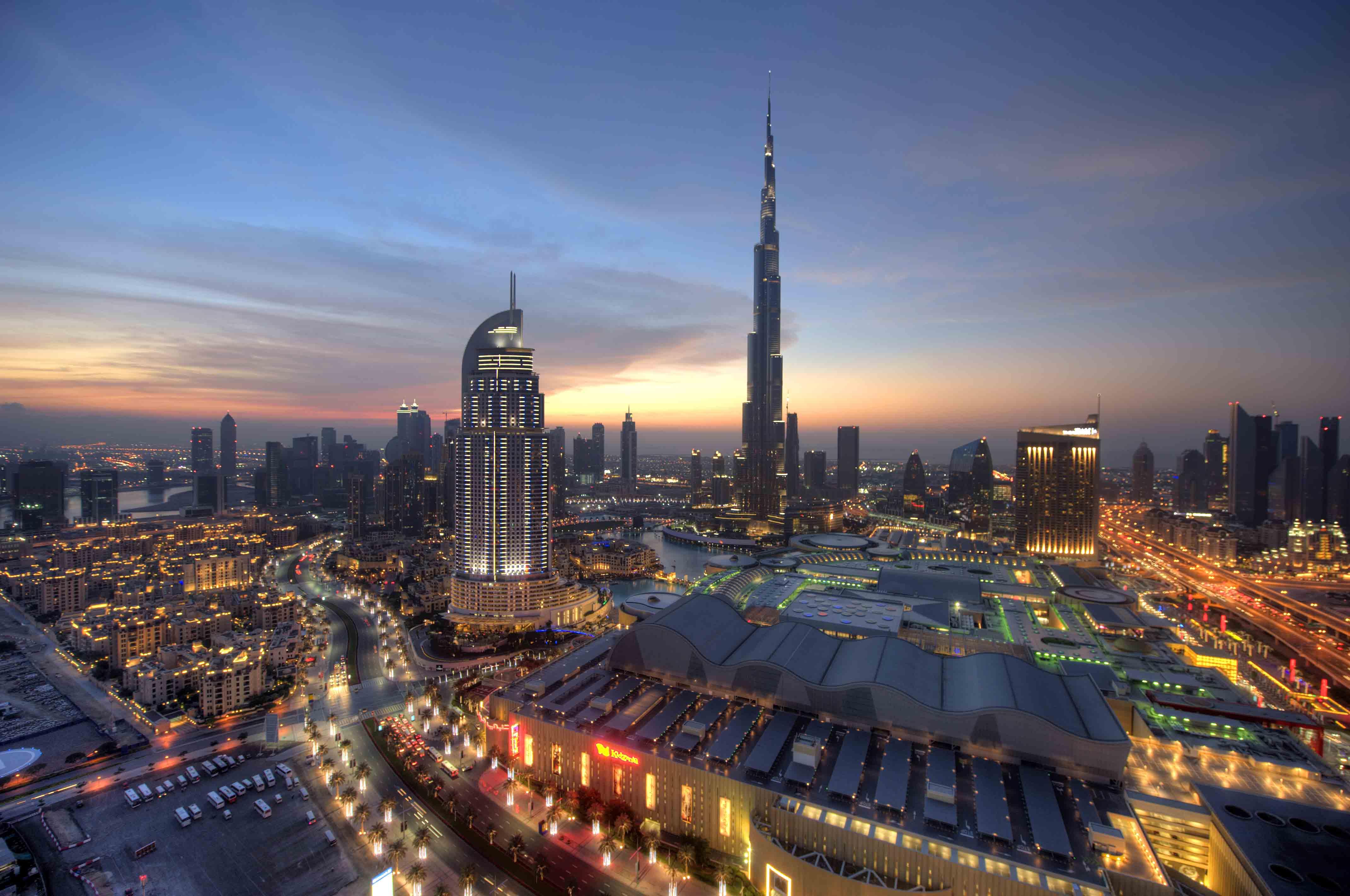 Dubais turistmyndigheder, Dubai Tourism, har ambitiøst mål om at antallet af nordiske ankomster til emiratet skal stige fra i dag 300.000 til 500.000 inden år 2021. Pressefoto via Atlantic Link.
