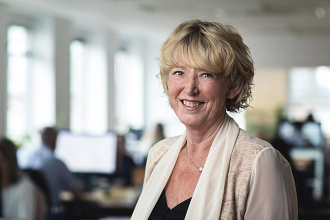 Karin Gert Nielsen, adm. direktør i Atlantic Link. (Foto: Atlantic Link/PR)