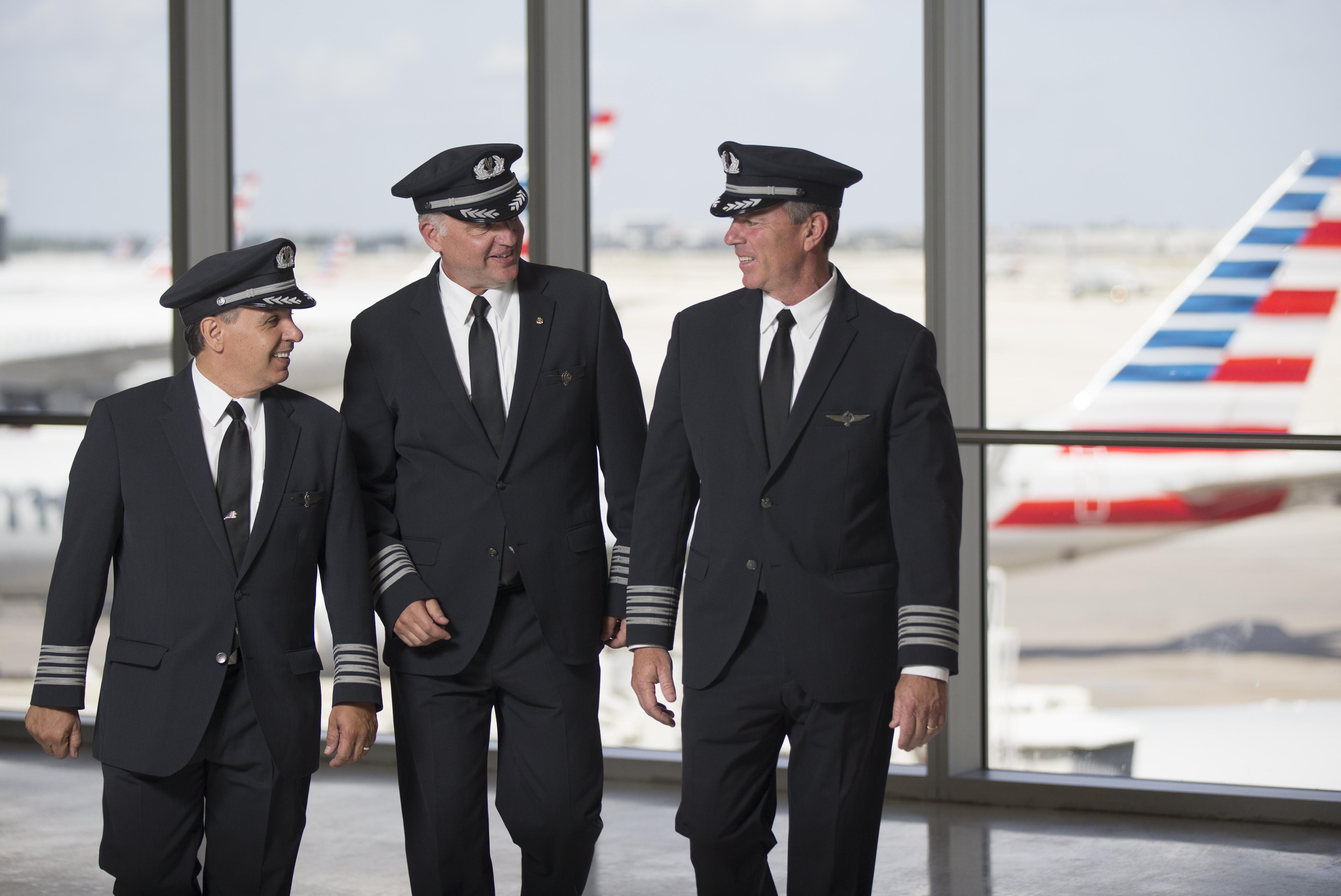 Også store American Airlines tilbyder nu sine rejseydelser gennem et samarbejde med Amadeus og erhvervsrejsebureauet American Express Global Business Travel. Pressefoto: American Airlines, Brandon Wade.