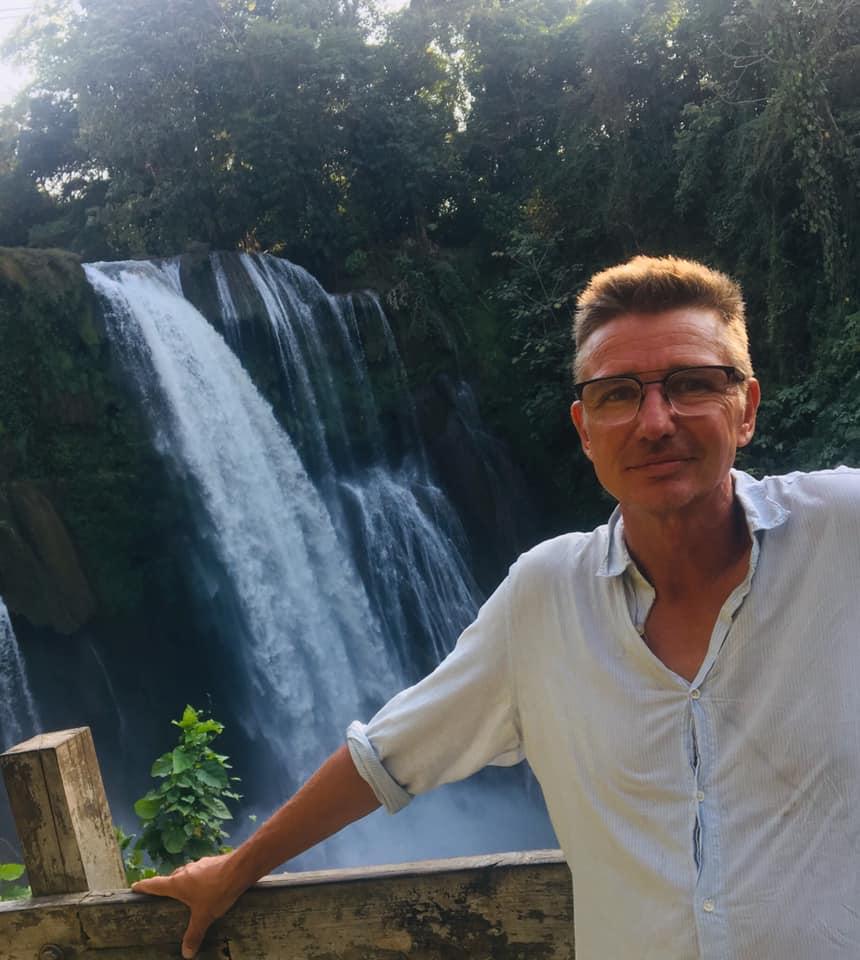 """""""Hvis man er interesseret i at rejse og opleve, kommer man sjældent dummere hjem, end da man tog afsted,"""" siger Christian Greve efter et halvt år i Latinamerika. Foto fra Facebook-siden: Christians rejse til Mellem- & Sydamerika."""