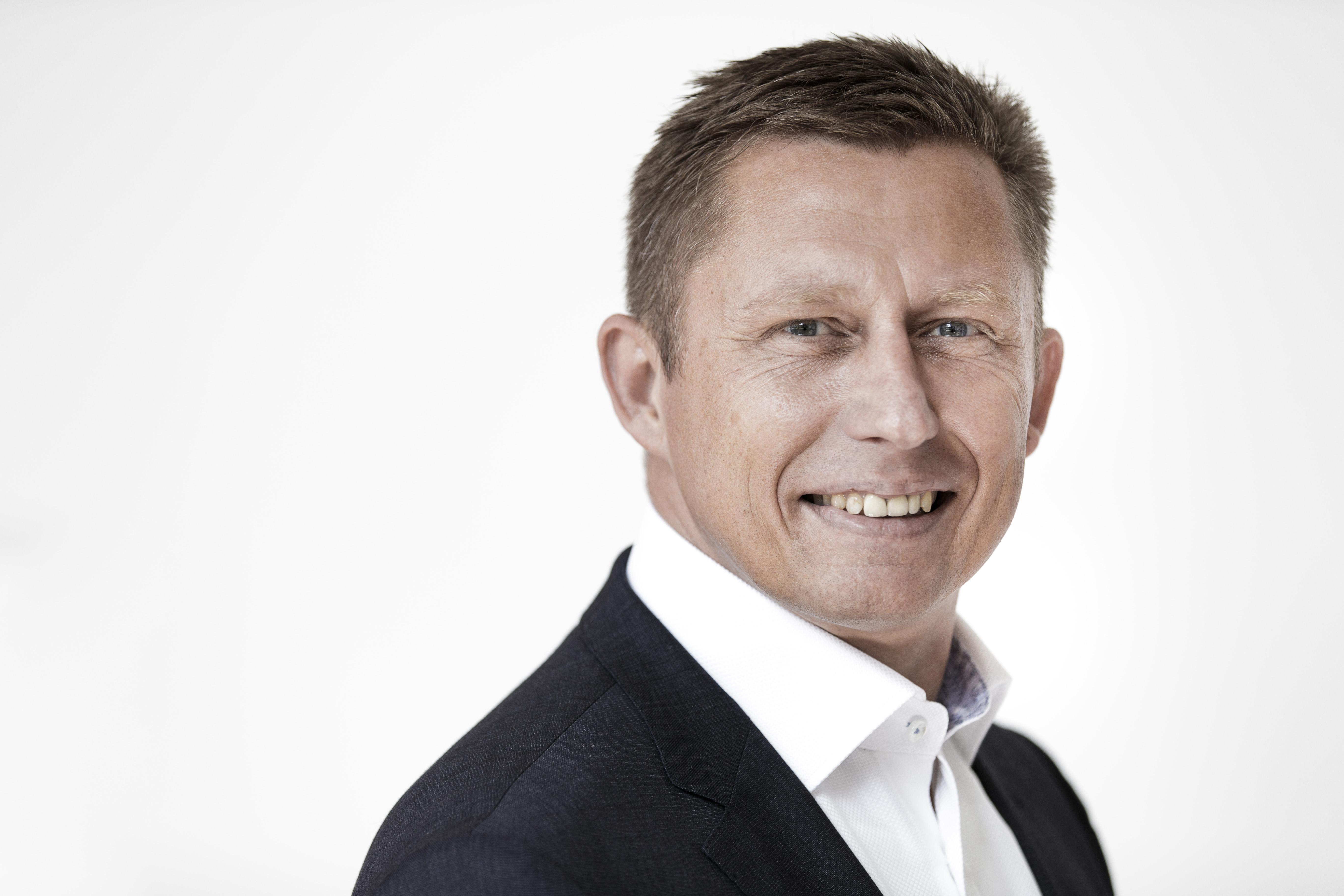 Peter Schelde er på mange måder en succeshistorie. For 30 år siden begyndte han som elev i Comwell – de seneste fem år har han været koncernchef for den store danske koncern af hoteller og konferencecentre. Foto: Comwell Hotels.
