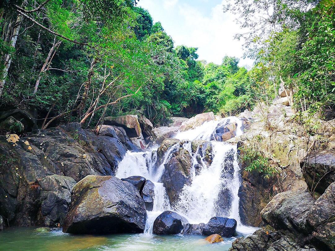 Than Sadet-Ko Pha-Ngan National Park i det sydlige Thailand er en af Thailands nyeste af landets foreløbig 133 nationalparker. Foto: Department of National Parks, Wildlife and Plant Conservation.