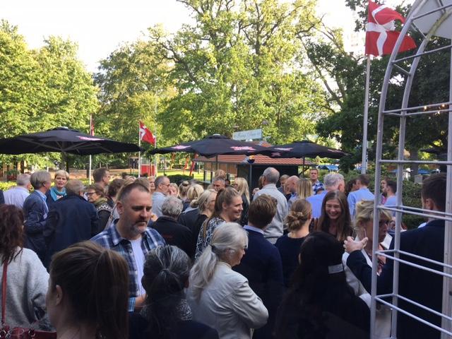 Arkivfoto fra en tidligere sammenkomst for rejsebranchen i Tivoli Friheden. Foto via Atlantic Link.