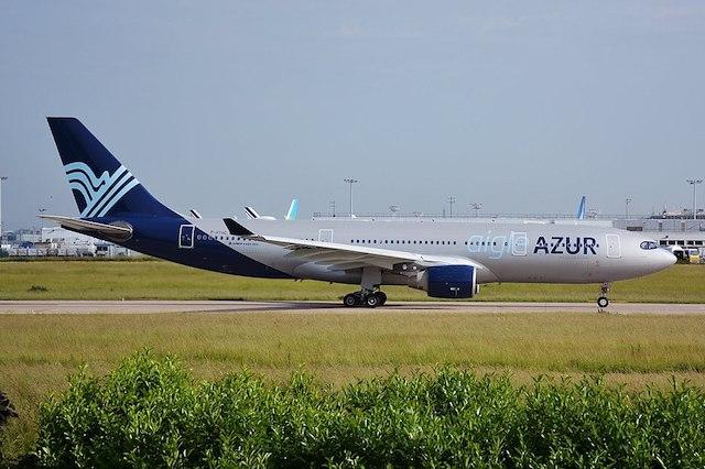 Frankrigs næststørste flyselskab, Aigle Azur, krakkede i weekenden. Foto: Wikimedia Commons.