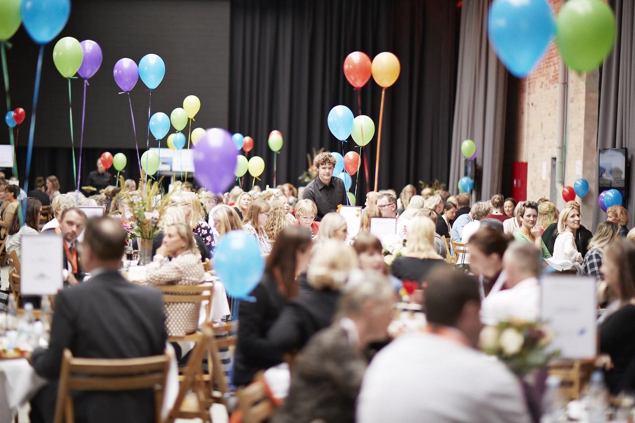 Danske Konferencecentre er i slutningen af oktober medarrangør af en workshop i København for mødebookere med ansvar for mange og større arrangementer. Arkivfoto fra Danske Konferencecentre.
