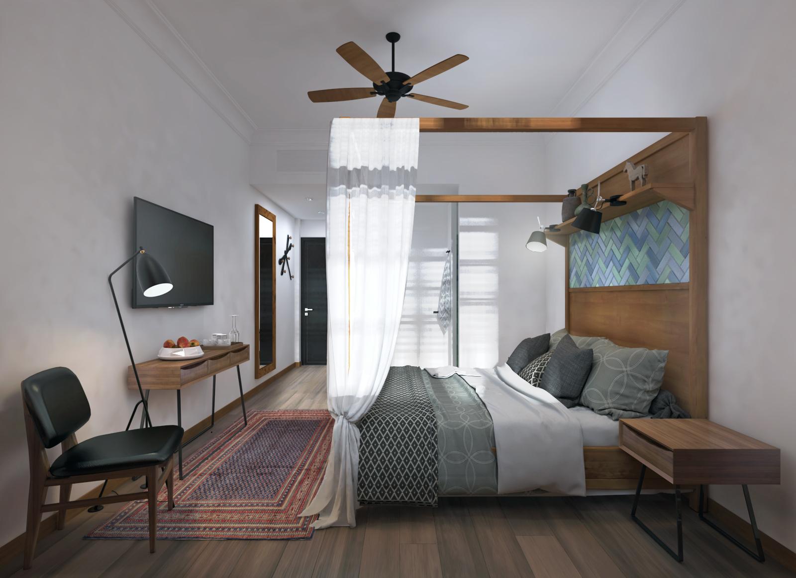 For første gang er tre af hinanden uafhængige opgørelser af kommende nye hoteller i København blevet kombineret – hovedstaden får de kommende år cirka 40 procent flere hotelværelser. Pressefoto: Guldsmeden Bryggen Hotel, der åbner i januar 2020.